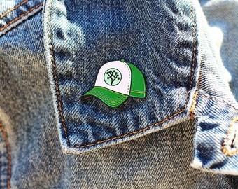 Joshua Tree Hat Lapel Pin