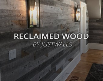 reclaimed wood wall paneling diy 14 inch boards price per 40 sq foot