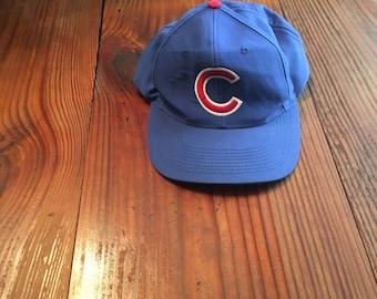 Vintage Chicago Cubs cap