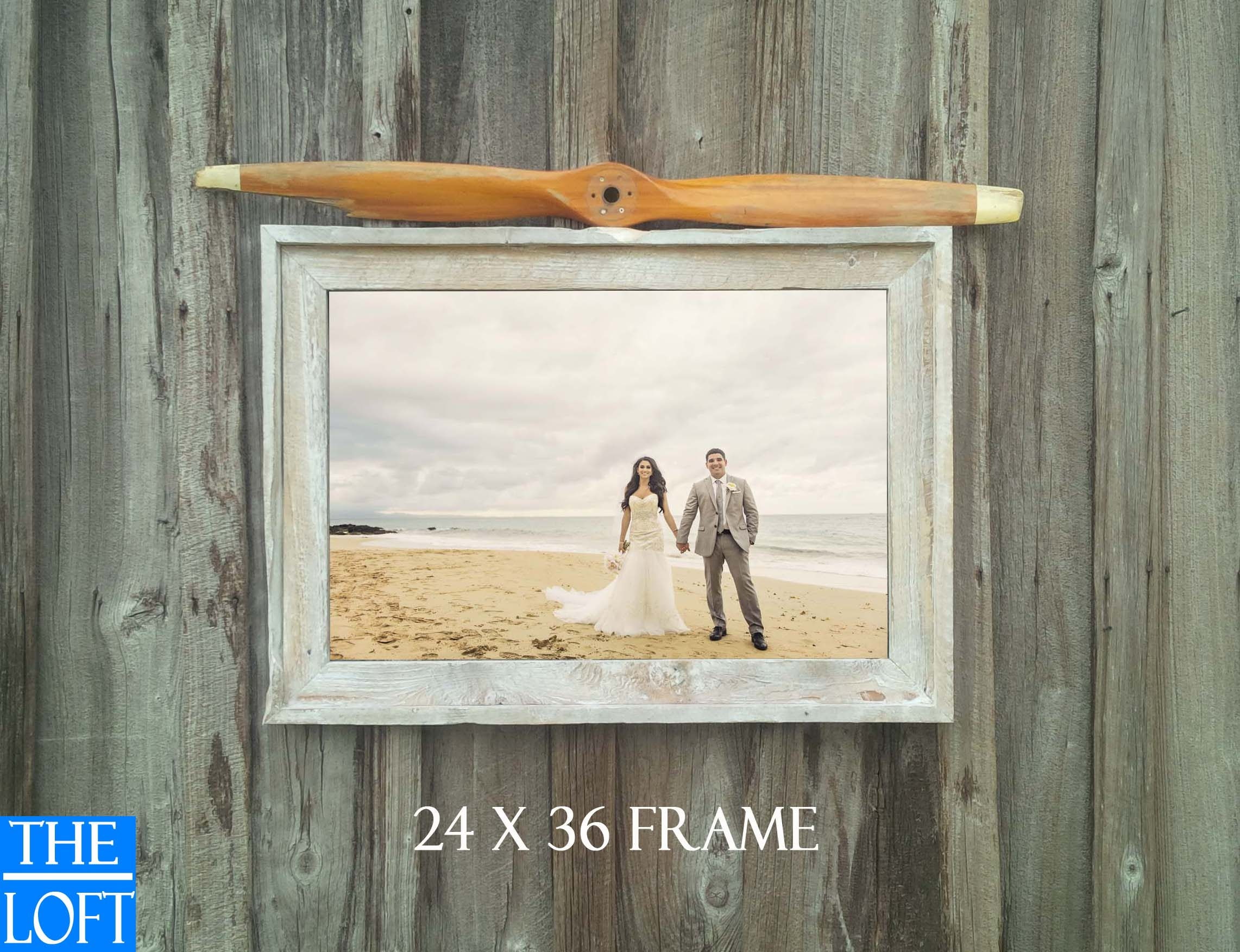 gallery photo gallery photo gallery photo - Whitewashed Picture Frames