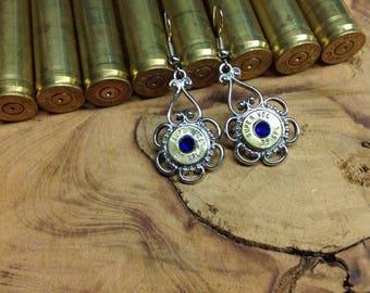 Chandelier Bullet Earrings
