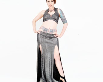 Belladonna Skirt - Metallic