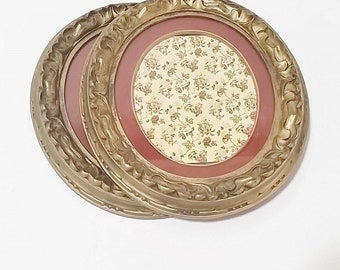 Oval Picture Frames, Gold Picture Frames, Oval Wall Frames, Wedding Frames