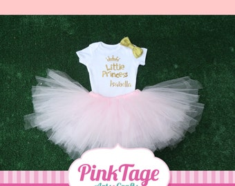 Bodysuit and tutu