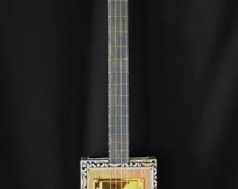 Cigar Box Guitar 'Arturo F.'