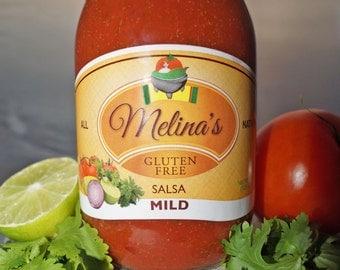 Melina's Homemade Salsas