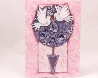 Ann Skelly by Andrews McMeel Publishing Valentine's Day Card. 1 Card and 1 Envelope included.
