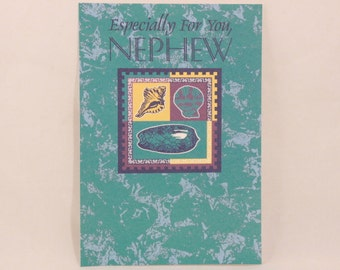 NEW! Religious Happy Birthday Nephew by DaySpring . 1 Single Card with Envelope.