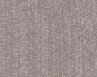 Lulu Lane Woven look fabric in Slate Gray by Corey Yoder for Moda Fabrics #29027-20