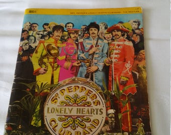 Sgt. Pepper's Lonely Hearts Club Band Songbook