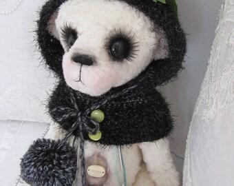 Bear Samuel - teddy bear, OOAK, artist bear, collectible