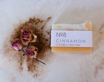 Cinnamon & Clove Soap // Cold Process