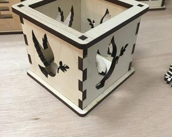 Dove - Tea Light Holder