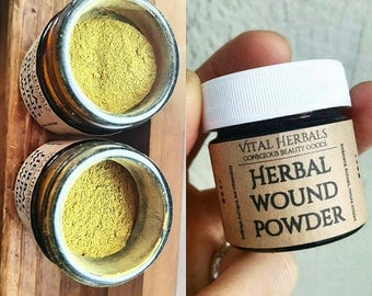 Herbal Wound Powder