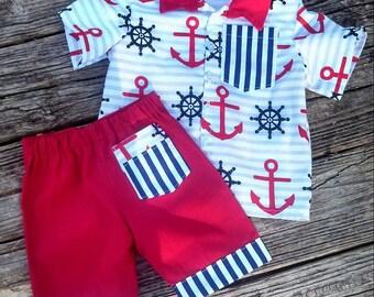 Anchors Away set