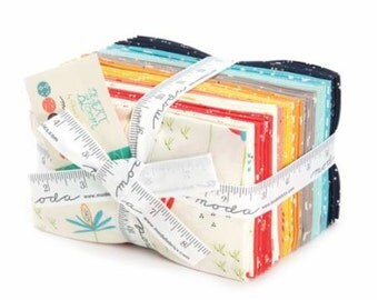 Fat Eighth Bundle Desert Bloom by Sherri and Chelsifor Moda- F837520 34 Fabrics
