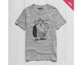 Man Graphic tee Organic C...