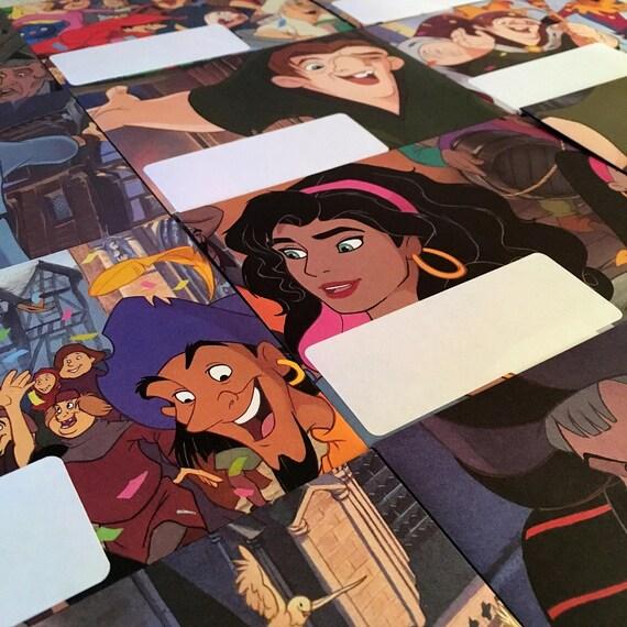 Disney Writing Set Handmade Envelopes Disney 39 S The