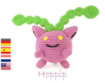 Crochet pattern Hoppip (Pokemon)