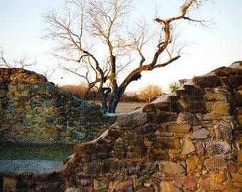 Mission Ruins, San Antonio TX