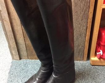 Vintage E. Vogel Custom Riding Dress Boots