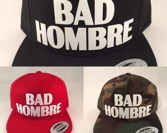 BAD HOMBRE Donald Trump hat Jimmy Kimmel make america great again