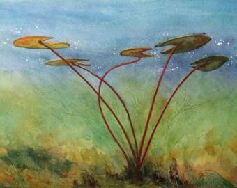 Underwater plant | Etsy