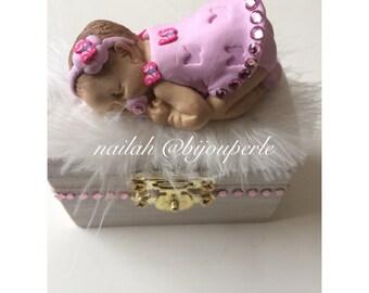 Keepsake new baby present gift birthday