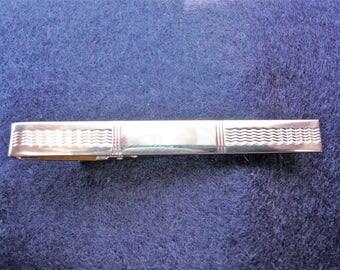 1960s Strattons Tie Clip
