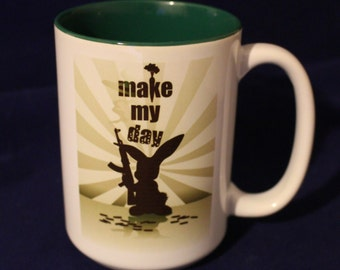 Make My Day 15oz. Mug