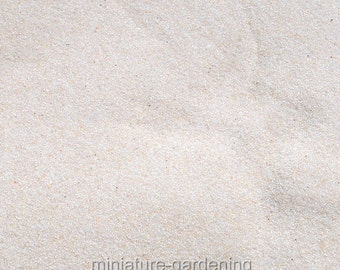 Beach Sand for Miniature Garden, Fairy Garden