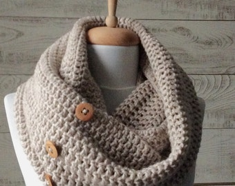 Scarf, infinity scarf, Winter Scarf, Knit Scarf, women scarf, circle scarf, chunky scarf Many Colors FAST DELIVERY