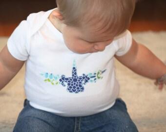 C-130 onesie, toddler shirt
