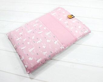 Macbook case, Macbook sleeve, Macbook Air case, laptop sleeve, Macbook Pro case, 13inch Retina case, 13 inch laptop case, pink laptop case