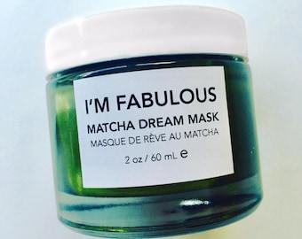 Matcha Dream Mask