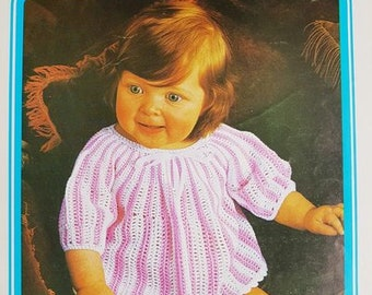 WARNER Baby Barbara Couture Crochet Pattern