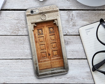 Vintage Door Iphone Case - Vintage Iphone Case - Old Door Iphone Case - Old Door - Vintage Door - Vintage - Architecture - Iphone Case
