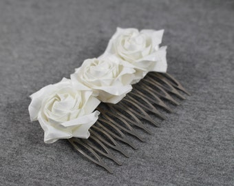Comb wedding Pink White - Origami - Japanese paper