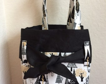 Cats in Trees Bag