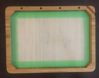 Oil Slick Pad Tray w/ tools