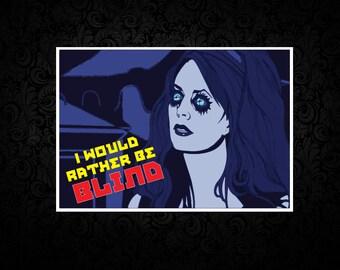 Repo The Genetic Opera - Blind Mag - Digital Love Card