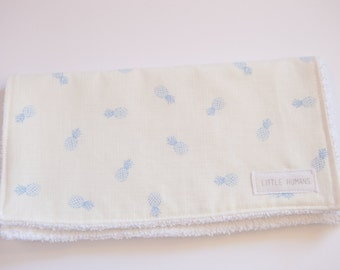 Pineapples Burp Cloth