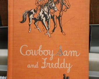 Cowboy Sam and Freddy 1962 Edna Walker Chandler
