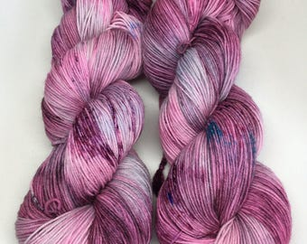 RTS - Hysteric - hand dyed yarn, dk, worsted