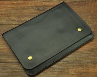 Surface Pro 4 Case, Microsoft Surface Case, Surface Book Case, Surface Sleeve, Surface Cover, Surface   Pro 2 3 4 Case Black Leather