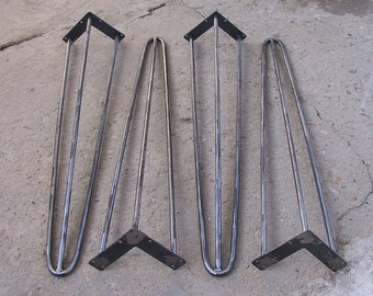 Pieds de table etsy for Pied metal pour meuble