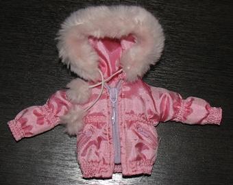 BJD Clothes msd  Jacket for BID/Soom tiny/LittleFee/PukiFee