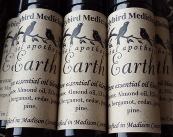 EARTH Pure Essential Oil Blend Perfume
