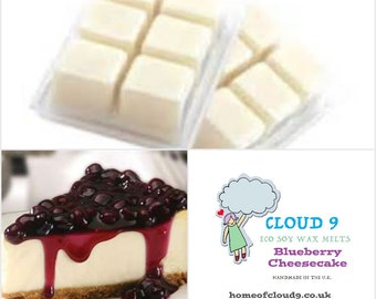 Blueberry Cheesecake Soy Wax Melt