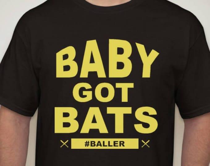 Baby Got Bats tshirt